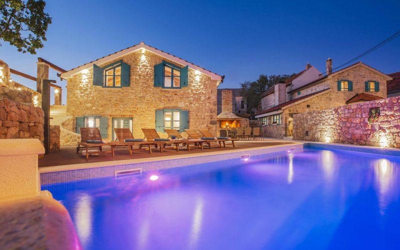 Stone Villa Imotski Booking