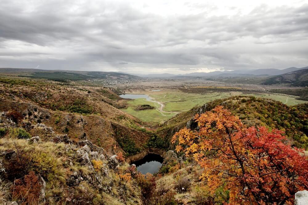 Jezero Galipovac i Prološko Blato